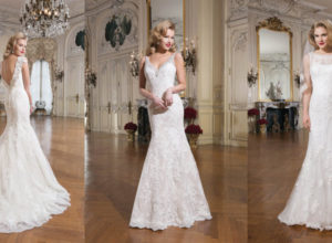 Tea-length Wedding Dresses